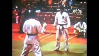 British All styles Karate Championships in 1987