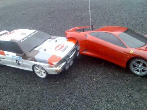 Rc Car Crashes