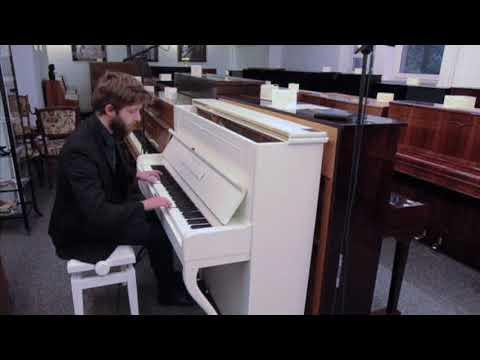 Prezentacja pianina Steinway model Z