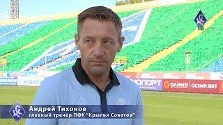 видео Андрей Тихонов. Биография в семи действиях