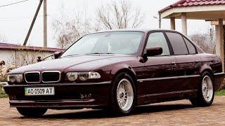 BMW E38/M Paket + Individual/Старшая...(, 2016-01-02T21:52:05.000Z)