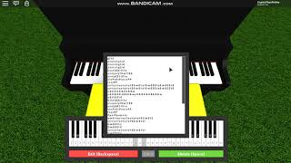 How to Play [ROBLOX Piano] Wiz Khalifa Ft. Charlie Puth - See You Again - [EASY] [FULL]