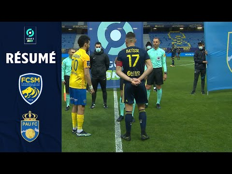 Sochaux Pau Goals And Highlights