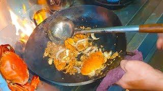 Có gì trong Cua 39k giá rẻ hút khách ở Sài Gòn (Crab)