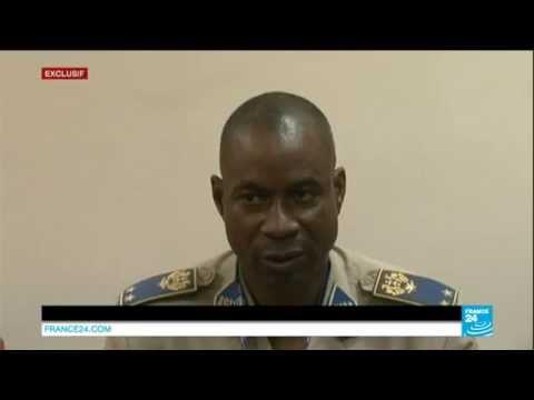 EXCLUSIF - Entretien avec le Général Diendéré après le coup d'État au BURKINA FASO