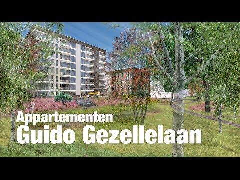 Guido Gezellelaan Nul-op-de-meter-appartementen in Bergen op Zoom