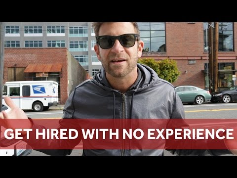 How to Get Hired as a Photographer When You Don't Have Experience
