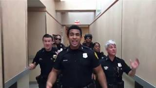 Norfolk Police Department Lip Sync Challenge