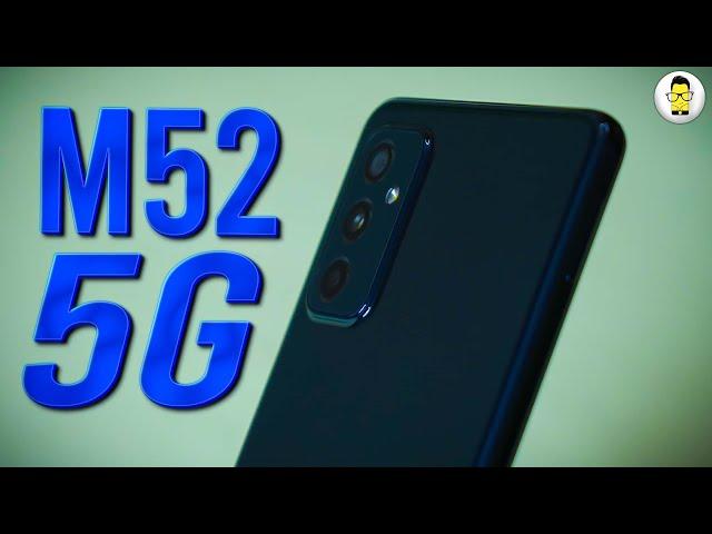 Samsung Galaxy M52 5G Review: A Worthy Successor!