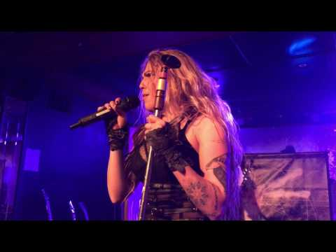 Kobra And The Lotus - You Don't Know Live ( The Marlin Room At Webster Hall ) 2017
