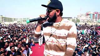 City Block//live show //  GP JI //  Nippu Nepewala // 2018 Jaat Ground Kaithal