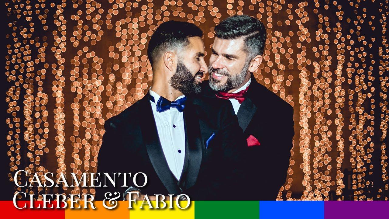 Casamento entre homossexuais speaking