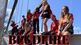 BLUDFIRE MUSIC VIDEO | @evasimons