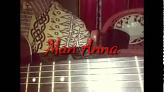 Man Anna Gitar cover