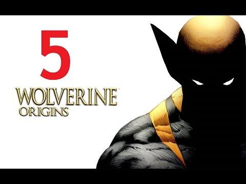 X-Men Origins Wolverine Прохождение Серия 4 (Анна)
