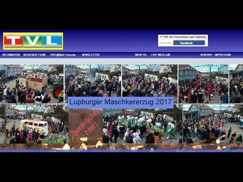 Tv Lupburg maschkererzug lupburg 2017 tvl aktioncam