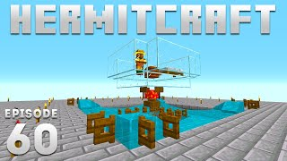 Hermitcraft 7 - Ep. 60: SUPER EASY RAID RAID FARM! (Minecraft 1.16) | iJevin