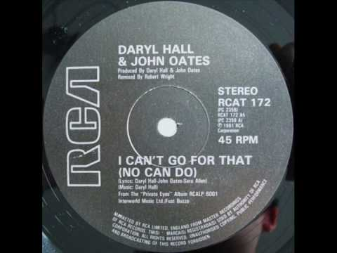 Daryl Hall & John Oates - I Can't Go For that (Ultimix)