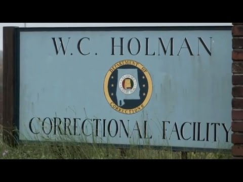 Alabama Guards Stage Work Strike Months After Prisoner Uprising at Overcrowded Holman Facility
