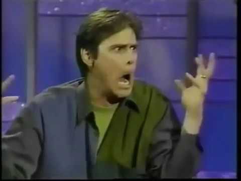 Jim Carrey hilarious impression of Napalm Death