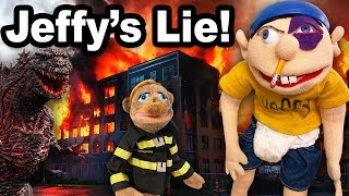 SML Movie: Jeffy's Lie!