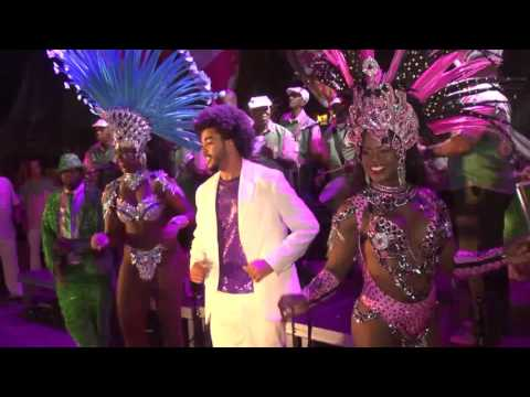 Velha Guarda musical da Mangueira se apresenta pela primeira vez em Guaxupé