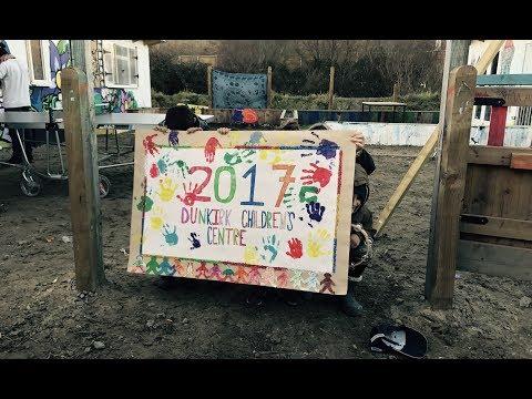 Dunkirk Refugee Children's Centre @ La Liniere