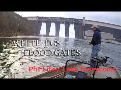 White Jigs!  Lake Taneycomo