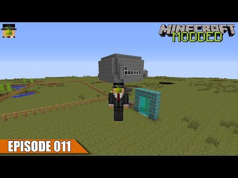 Mining Dimensional World :: Modded Minecraft 1.7.10 (Ep 011)