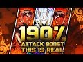 ** THIS IS REAL GOING ABOVE 150% ATTACK BOOST *   ** Naruto Ultimate Ninja Blazing *