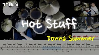 Hot Stuff(동영상악보)(TYPE B)-Donna…