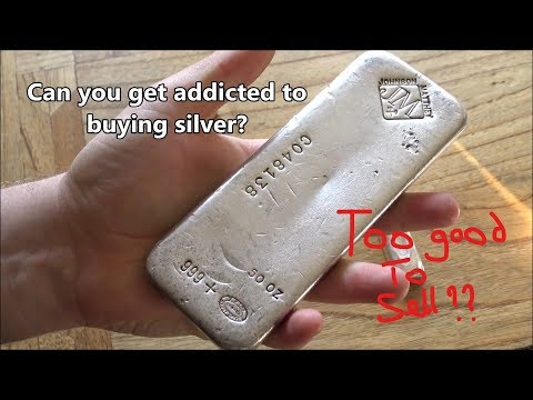 Can Silver be a dangerous financial addiction?