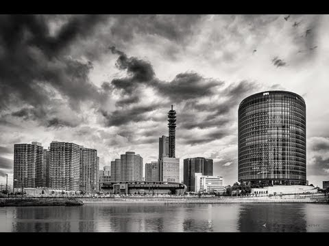 Fine Art Photography Workflow - Minatomirai  | Jeremy Segal Photography