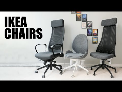 200 Budget Ikea Office Chairs Comparison Markus Jarvfjallet Hattefjall Youtube