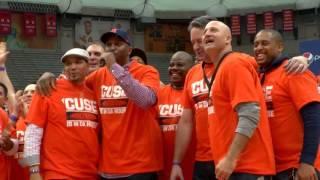 1996 SU Basketball sings