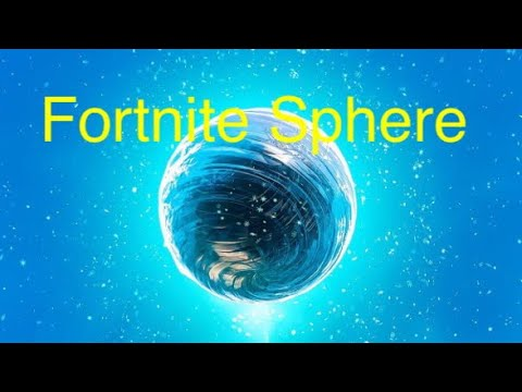 FORTNITE | SPHERE LIVE EVENT | ICE KING INSIDE THE ORB GLITCH