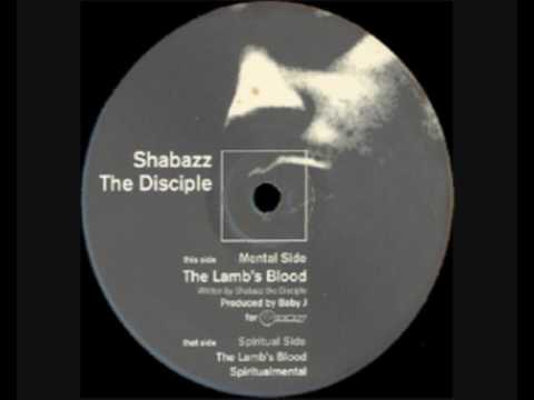 Shabazz The Disciple - The Lamb's Blood (Instrumental)