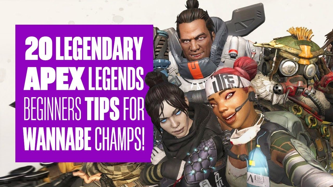 The Apex Legends Players Who Are Using the Ping System to Overcome