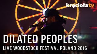 Dilated Peoples LIVE Woodstock Festival Poland 2016 [Full Concert]