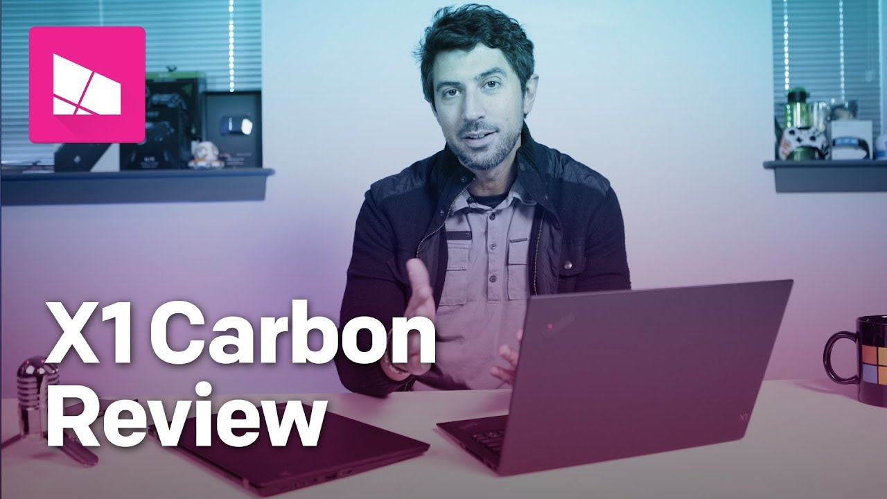 Lenovo X1 Carbon (2018) [Review]: A Nearly Perfect Laptop