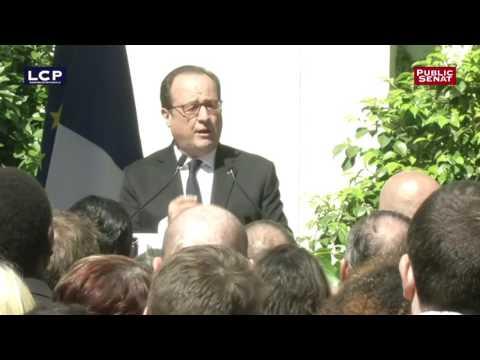 REPLAY Discours intégral de François Hollande à Solférino