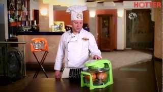 Почему шеф-повар предпочитает аэрогриль мультиварке?