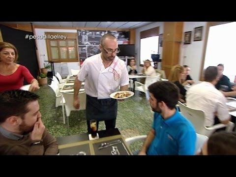 Juan Carlos riñe a un cliente por criticar su comida - Pesadilla en la cocina