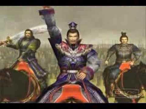 Dynasty Warriors 5 - The legend of Cao cao