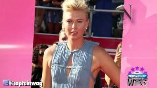 Maria Sharapova stuns at 2012 ESPY Awards