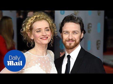 James McAvoy and AnneMarie Duff divorce after 10 year marriage  Daily Mail
