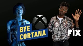 Xbox One Is Saying Bye To Cortana   Ign Daily Fix