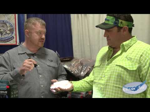 Highlights from the saltwater fishing expo 2015 somerset for Fishing expo nj