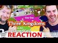 Three Kingdoms - OverSimplified REACTION