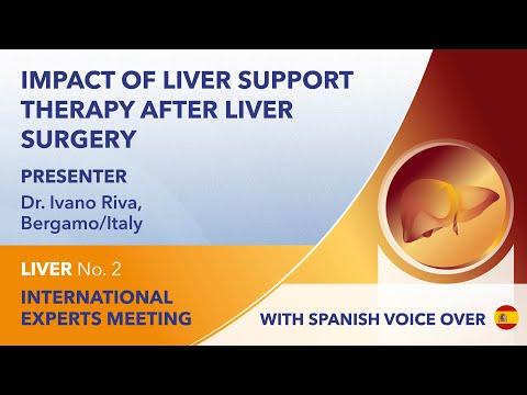 Impacto de la terapia de soporte hepático tras la cirugía hepática | Ivano Riva | Hígado No. 2